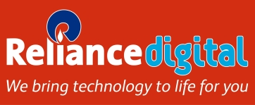 Reliance Digital logo Red
