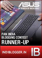 Asus-time-to-transform IndiBlogger Contest