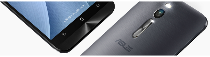 Selfie Button on Zenfone 2