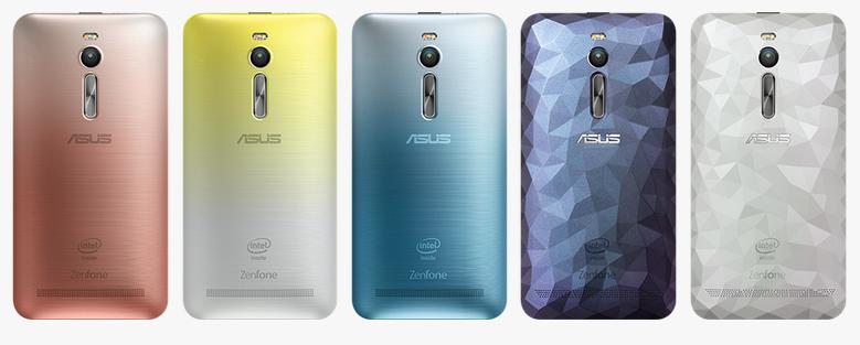 Zenfone 2 series